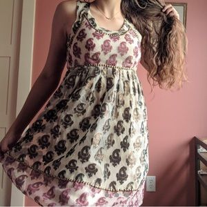 Bohemian Free People Dress